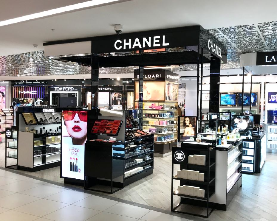 Chanel - Perth Airport Departures