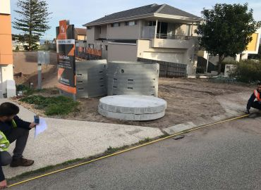 North Beach Project Commences